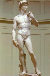 Michelangelo's David (Rated PG)